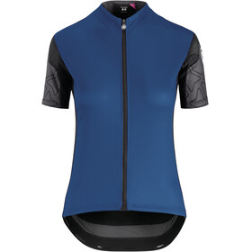 assos XC Bike Jersey Shortsleeve Women blue